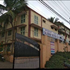AUXILIUM SCHOOL, BANDAPURA , BANGALORE